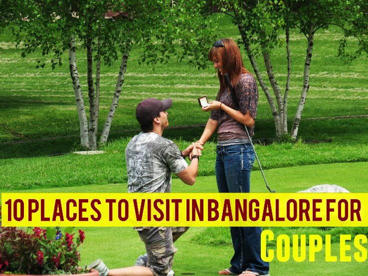 best dating places in bangalore city to visit