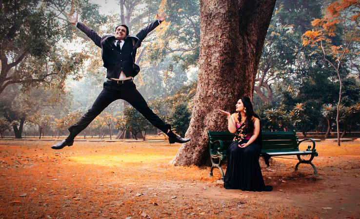 5 Rustic And Vintage Places For A Pre Wedding Photoshoot In Delhi Hello Travel Buzz