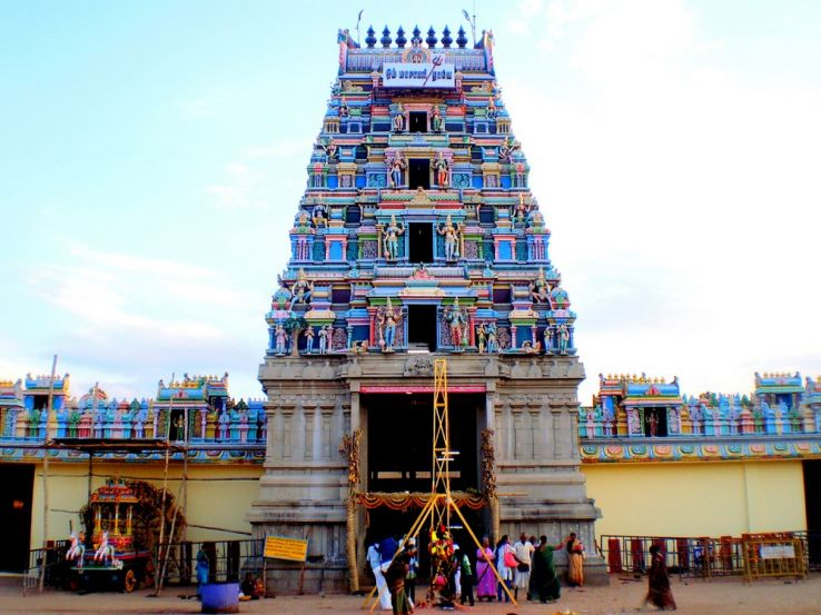 The Goddess Who Protects The Fetus Masaniamman Temple In