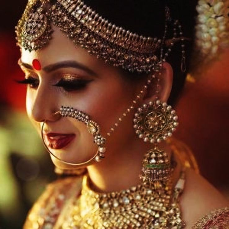 Why Do Indian Brides Wear Red Dots - Hello Travel Buzz