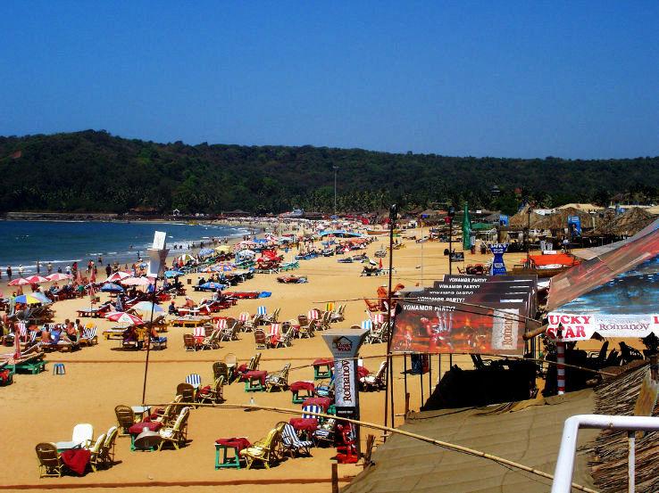 Image result for goa tourism