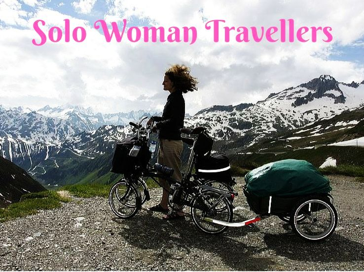 Solo Woman Travellers - Hello Travel Buzz